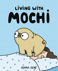Andrews McMeel Publishing's Living With Mochi TPB # 1