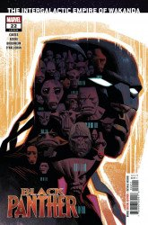 Marvel Comics's Black Panther Issue # 22