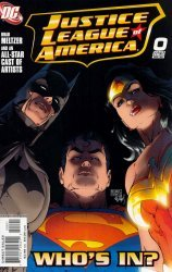 DC Comics's Justice League of America Issue # 0