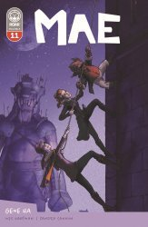 Lion Forge Comics's Mae Issue # 5