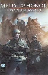 EA Productions's Medal of Honor: European Assault Issue # 0