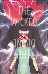Image Comics's The Wicked + The Divine Issue # 32b
