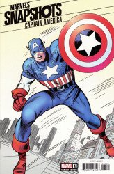 Marvel Comics's Marvels Snapshots: Captain America Issue # 1b