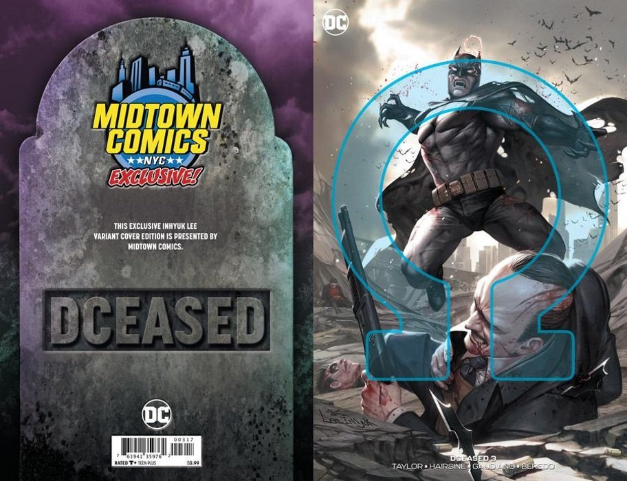 dceased dc comics