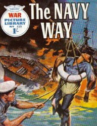 Fleetway (AP/IPC)'s War Picture Library Issue # 439