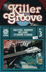 After-Shock Comics's Killer Groove  Issue # 3