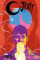 Image Comics's Outcast Hard Cover # 3