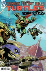 IDW Publishing's Teenage Mutant Ninja Turtles: IDW  20/20 Issue # 1ri