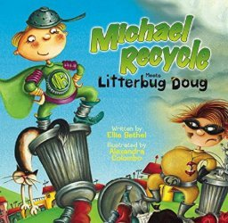IDW Publishing's Michael Recycle Meets Litterbug Doug Hard Cover # 1