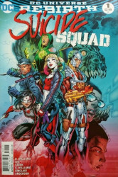 DC Comics's Suicide Squad Issue # 1d