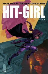 Image Comics's Hit-Girl Issue # 4d