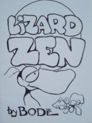 TK II's Lizard Zen Issue # 1b