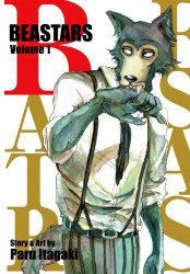 Viz Media's Beastars Soft Cover # 1