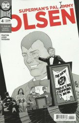 DC Comics's Superman's Pal Jimmy Olsen Issue # 4
