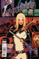 Marvel's Mockingbird Issue # 3b