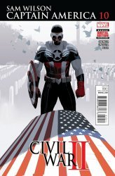 Marvel Comics's Captain America: Sam Wilson Issue # 10
