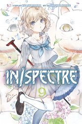 Kodansha Comics's In/Spectre Soft Cover # 9