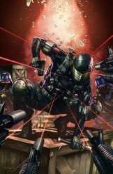 IDW Publishing's Snake Eyes: Deadgame Issue # 1bigtime-a