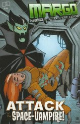 FantaCo's Margo: Intergalactic Trash Collector - Attack of the Space Vampire Issue # 1b