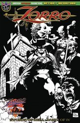 American Mythology's Zorro: Swords of Hell Issue # 1f
