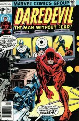 Marvel Comics's Daredevil Issue # 146