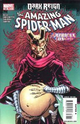 Marvel Comics's The Amazing Spider-Man Issue # 598