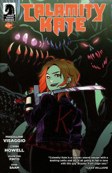 Dark Horse Comics's Calamity Kate Issue # 3b