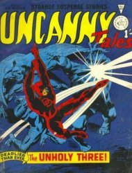 Alan Class & Company's Uncanny Tales Issue # 63
