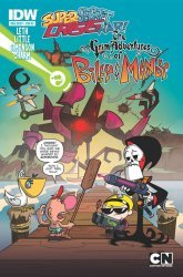 IDW Publishing's Super Secret Crisis War: Grim Adventures of Billy & Mandy Issue # 1c