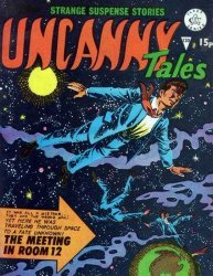 Alan Class & Company's Uncanny Tales Issue # 120