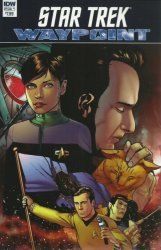 IDW Publishing's Star Trek: Waypoint Special # 1