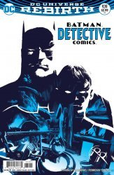 DC Comics's Detective Comics Issue # 939b