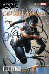 Marvel Comics's Mighty Captain Marvel Issue # 3c