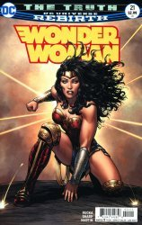 DC Comics's Wonder Woman Issue # 21