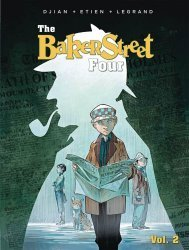 Insight Studios's The Baker Street Four Soft Cover # 2