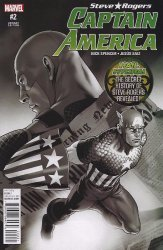 Marvel Comics's Captain America: Steve Rogers Issue # 2sdcc