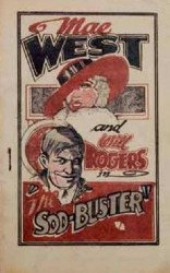No Publisher Listed's Mae West and Will Rogers: Sod-Buster Issue nn