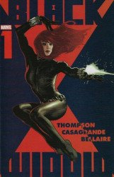 Marvel Comics's Black Widow Issue # 1walmart