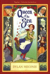 Walker Books US's Queen of the Sea Soft Cover # 1