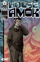IDW Publishing's House Amok Issue # 4