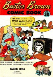 Buster Brown Shoes's Buster Brown Comics Issue # 38rozanne
