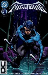 DC Comics's Nightwing Issue # 1b