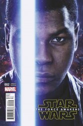Marvel's Star Wars: Episode VII: The Force Awakens Adaptation Issue # 2c