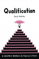 Pantheon Books's Qualification: A Graphic Memoir In Twelve Steps Hard Cover # 1