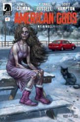 Dark Horse Comics's American Gods: My Ainsel Issue # 7