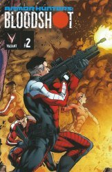 Valiant Entertainment's Armor Hunters / Bloodshot Issue # 2i