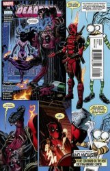 Marvel's Deadpool Issue # 12b