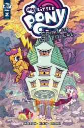 IDW Publishing's My Little Pony: Spirit Of The Forest Issue # 2ri