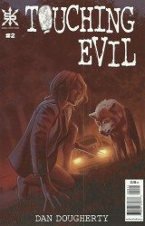 Source Point Press's Touching Evil Issue # 2