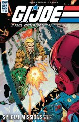 IDW Publishing's G.I. Joe: A Real American Hero Issue # 253b